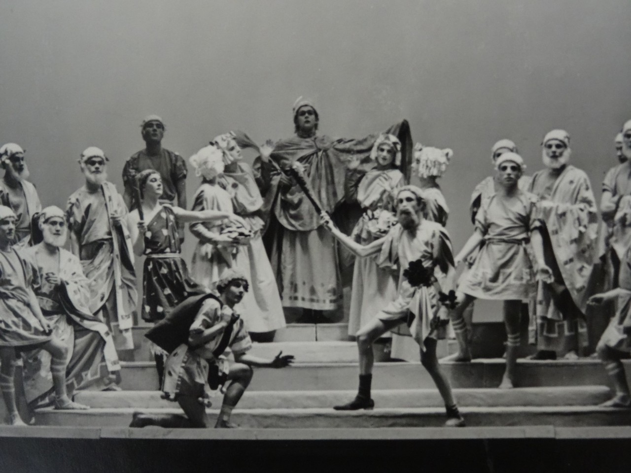The Greek Play